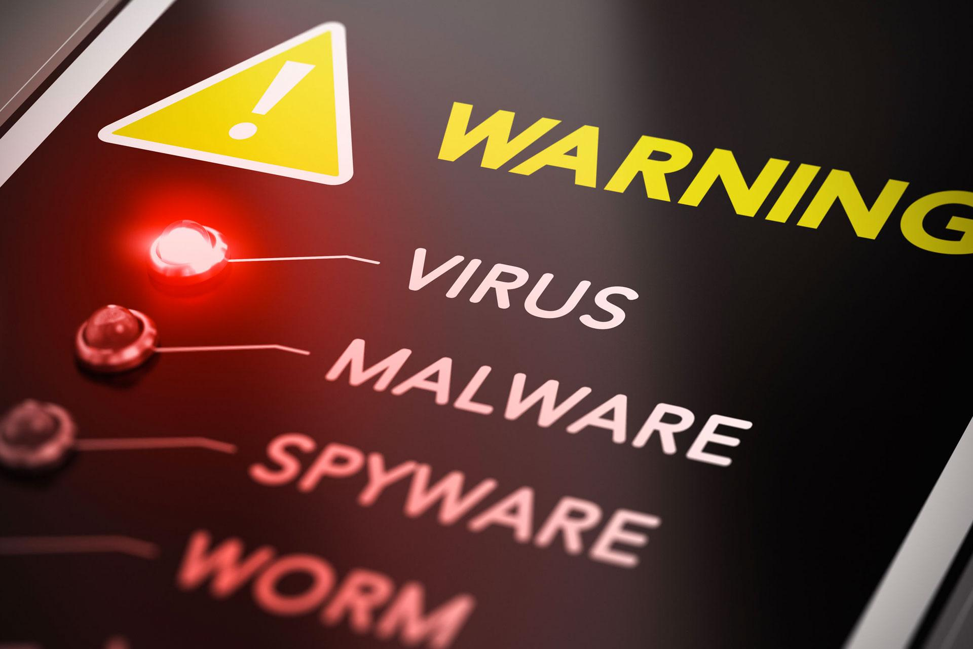How to defend your network against common malware types